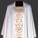 Solemn Chasubles